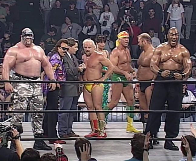 Alliance to End Hulkamania/Event history