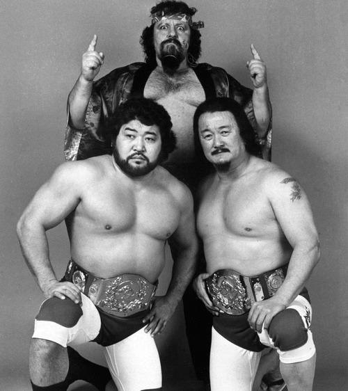 Mr. Fuji & Mr. Saito