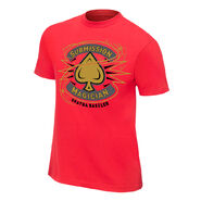 Shayna Baszler Submission Magician Authentic T-Shirt