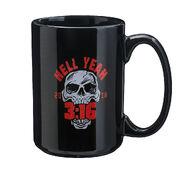 Stone Cold Steve Austin Hell Yeah 15 oz. Mug
