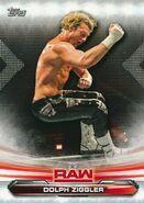 2019 WWE Raw Wrestling Cards (Topps) Dolph Ziggler 25