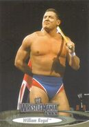 2003 WWE WrestleMania XIX (Fleer) William Regal 46