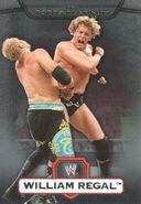 2010 WWE Platinum Trading Cards William Regal 84