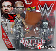 Dudley Boyz - WWE Battle Packs 41