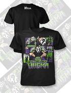 Jeff Hardy Comic Book T-Shirt