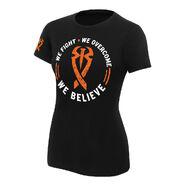 Roman Reigns We Believe Women's Authentic T-Shirt