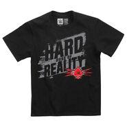 Shayna Baszler Hard Dose Of Reality Youth Authentic T-Shirt
