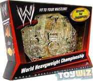 WWE Wrestling Championship Belt World Heavyweight Championship
