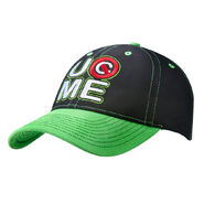 John Cena Neon Baseball Hat