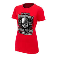Triple H Crimson King Red Women's Authentic T-Shirt