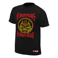 Triple H Iron Fist, Iron Rule Authentic T-Shirt