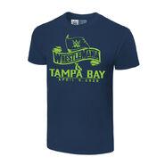 WrestleMania 36 Neon Logo T-Shirt