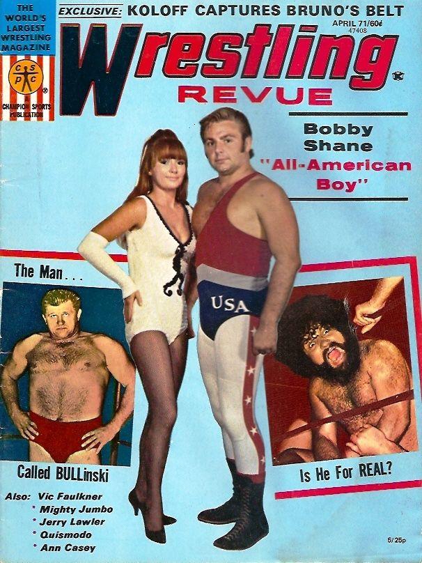 Wrestling Revue - April 1971