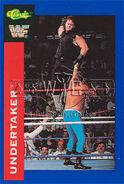 1991 WWF Classic Superstars Cards Undertaker 88