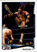 2014 WWE (Topps) Booker T 59