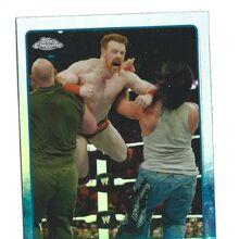2015 Chrome WWE Wrestling Cards (Topps) Sheamus 64.jpg
