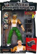 WWE Deluxe Aggression 6 Kenny