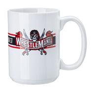 WrestleMania 37 15 oz Mug