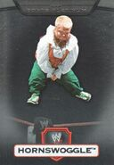 2010 WWE Platinum Trading Cards Hornswoggle 110
