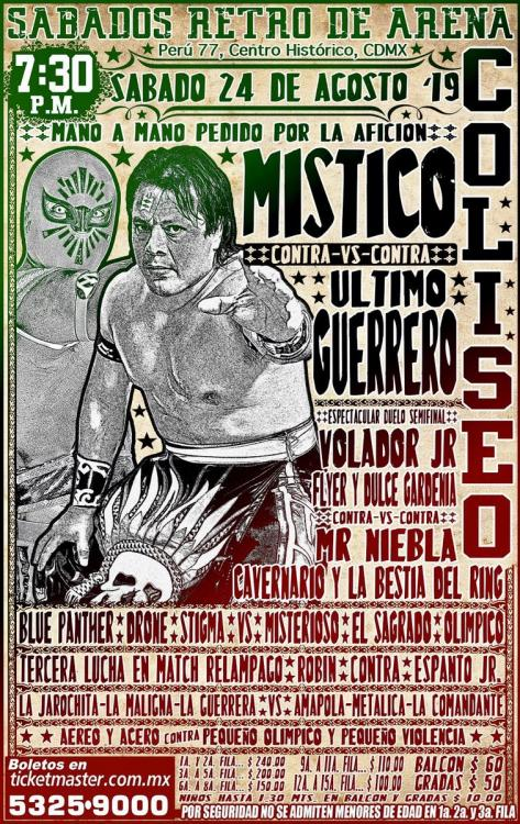 CMLL Sabados De Coliseo (August 24, 2019)