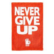 John Cena Hustle Loyalty Respect Red Rally Towel