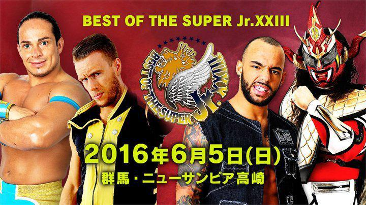 NJPW Best Of The Super Junior XXIII - Night 13