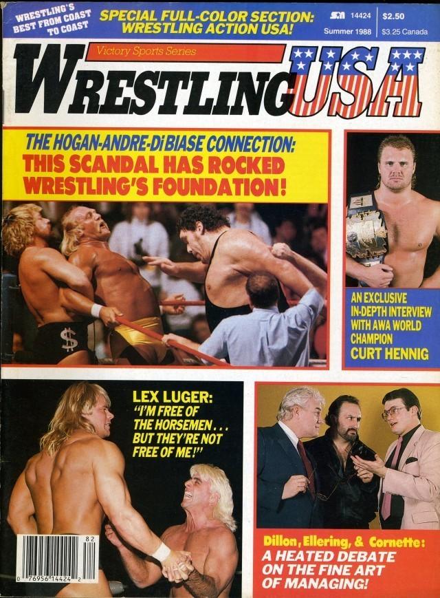 Wrestling USA - Summer 1988