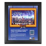 Charlotte Flair SummerSlam 2021 15x17 Commemorative Plaque