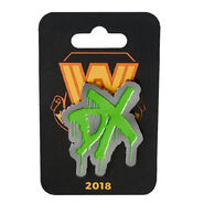DX 2018 Logo Pin