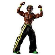 WWE Elite 4 Kofi Kingston