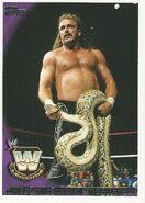2010 WWE (Topps) Jake Roberts (No.94)