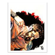 Bad News Barrett 11 x 14 Art Print