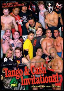PWG Tango & Cash Invitational (Night One)
