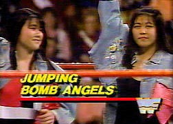 Jumping Bomb Angels