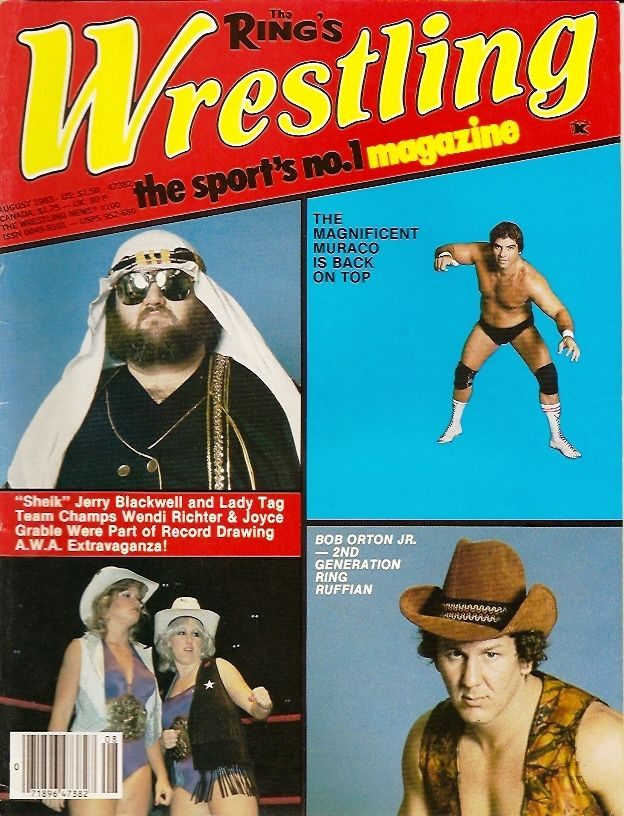 The Ring Wrestling - August 1983