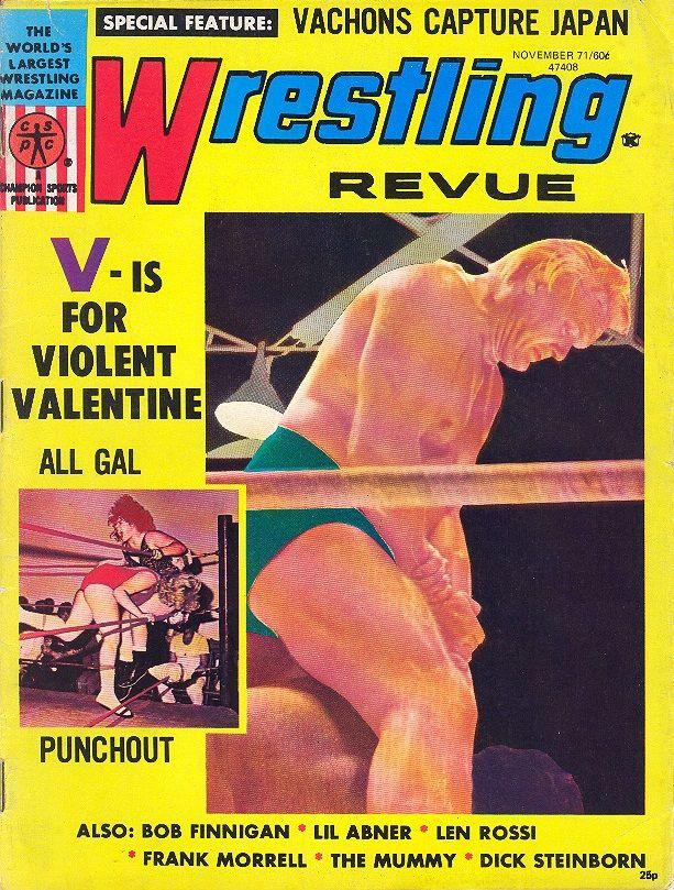 Wrestling Revue - November 1971