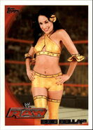 2010 WWE (Topps) Brie Bella 26