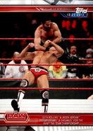 2019 WWE Road to WrestleMania Trading Cards (Topps) Seth Rollins & Jason Jordan 18