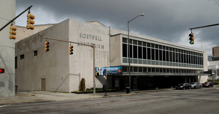 Boutwell Memorial Auditorium