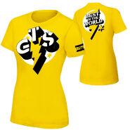 CM Punk GTS Women's Authentic T-Shirt