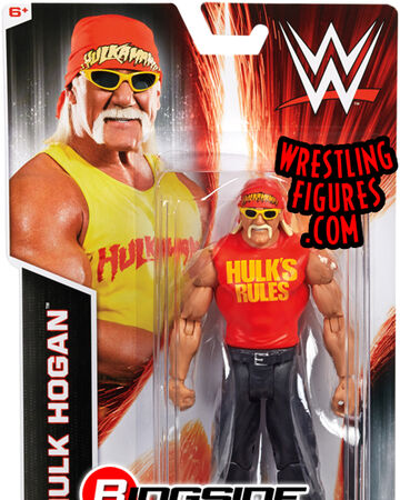 Hulk Hogan - WWE Elite WrestleMania 31 | Pro Wrestling | Fandom