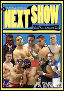 PWG The Next Show