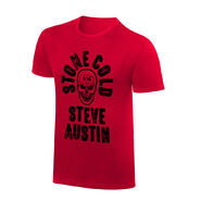 Stone Cold Steve Austin Vintage T-Shirt