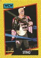 1991 WCW (Impel) Sting 4