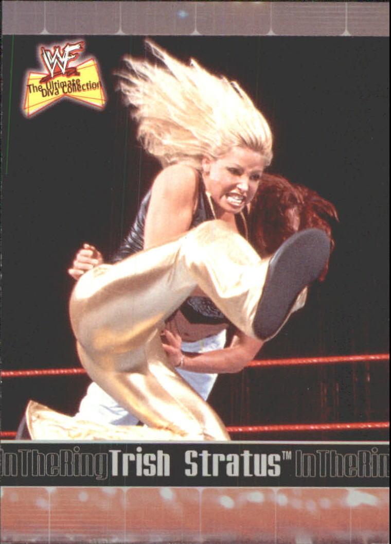 2001 WWF The Ultimate Diva Collection (Fleer) Trish Stratus (No.69)