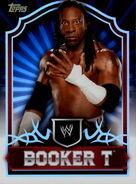 2011 Topps WWE Classic Wrestling Booker T 8