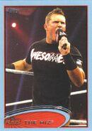 2012 WWE (Topps) The Miz 41