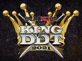 DDT King Of DDT 2021 First Round