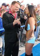 Jeremy Borash and Gail Kim Lockdown 07