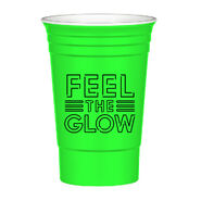 Naomi Feel the Glow Reusable Party Cup